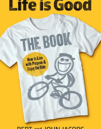 white T-short with letters on yellow background