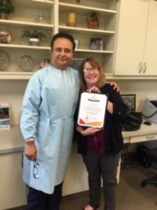 Dr. Bajwa Top Doc 2