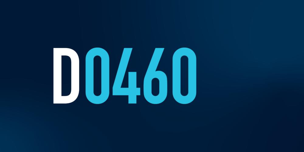 140 D0460