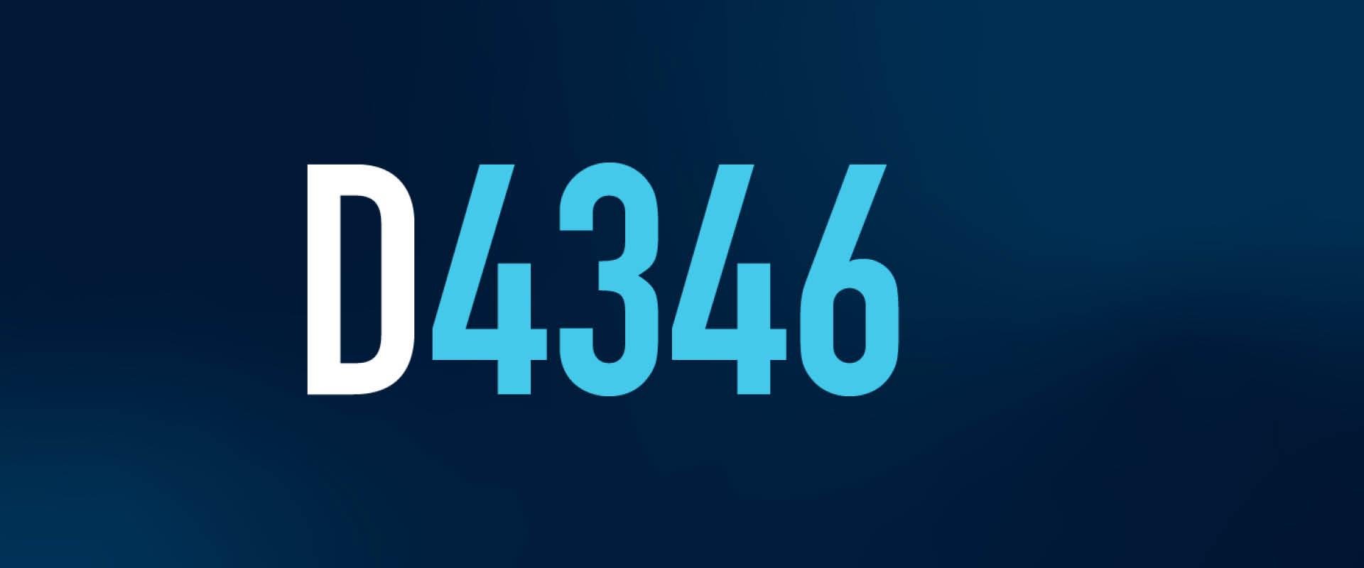 145 D4346