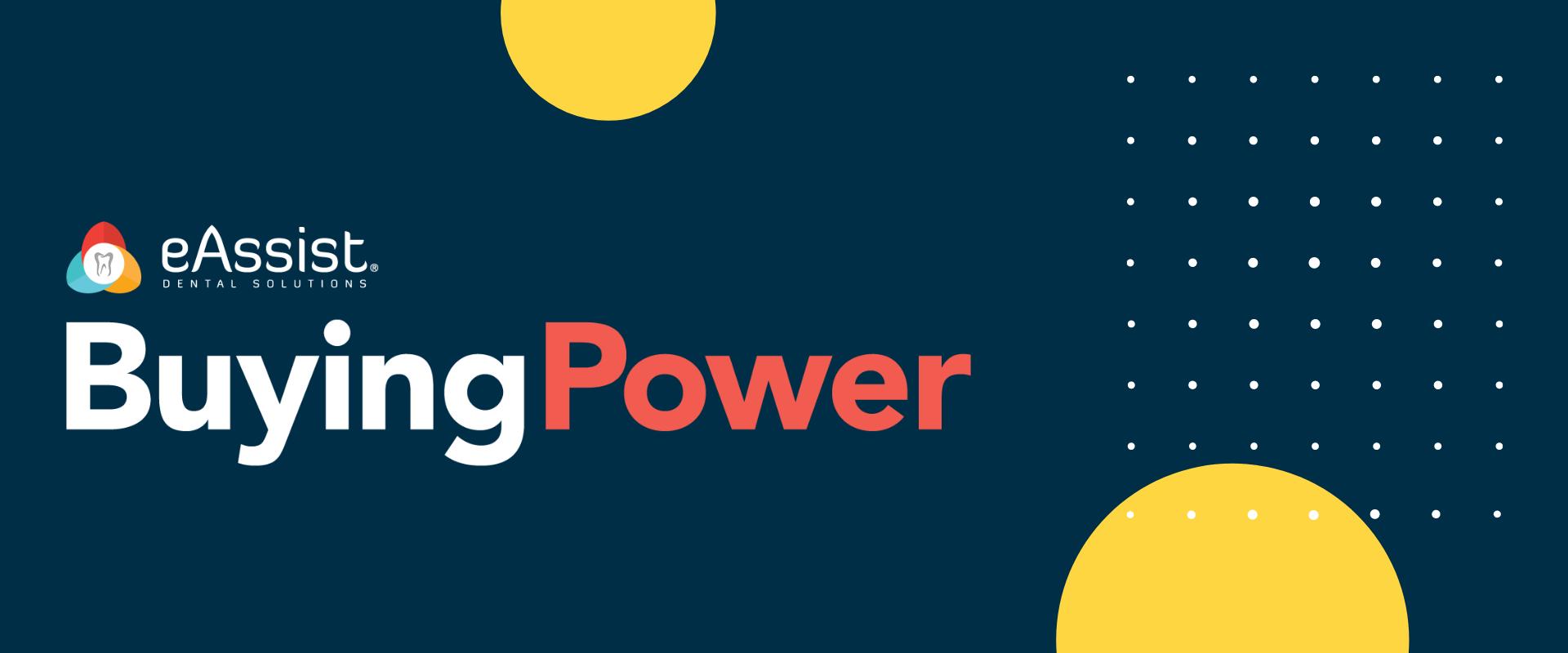 Buying Power Header Image
