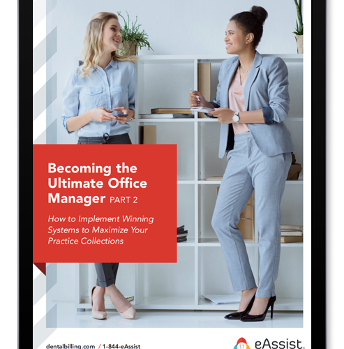 EA eBook Becoming The Ultimate Office Manager 2 cover
